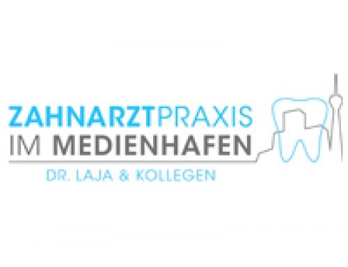 Zahnarztpraxis im Medienhafen