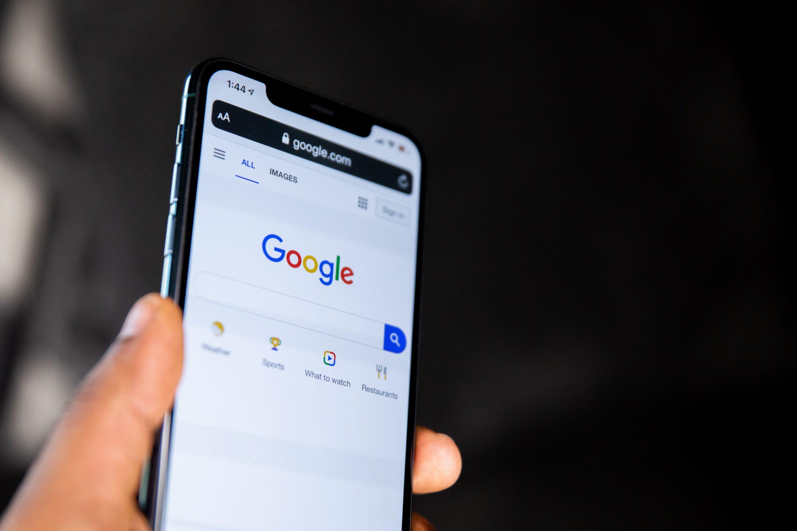 Google Ads Keyword-Optionen