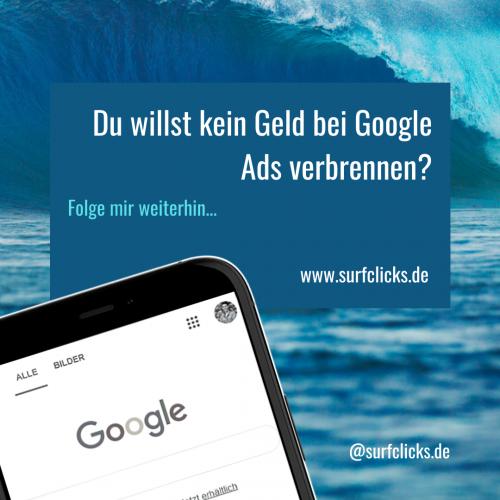 Keyword-Optionen bei Google Ads 12