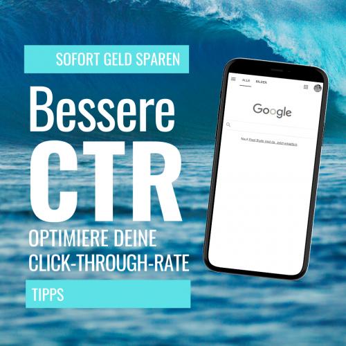 click through rate optimieren ctr