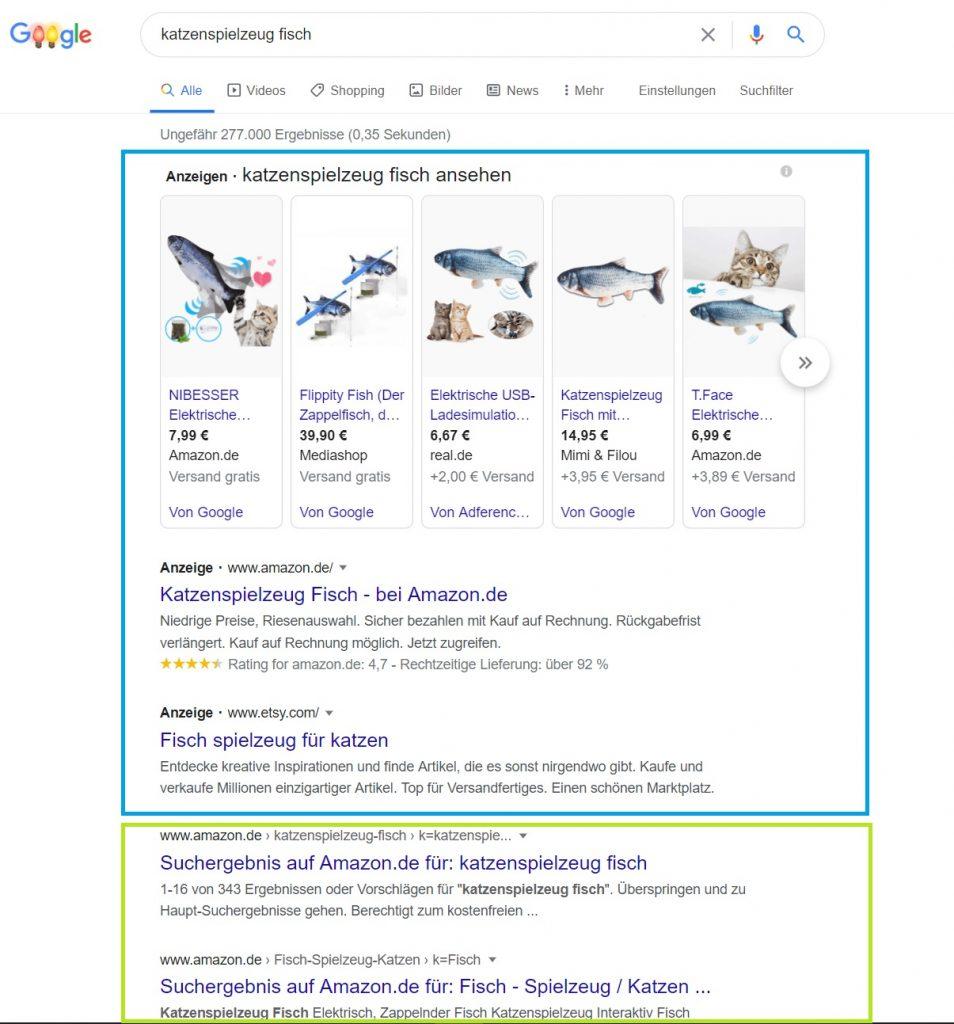 Google Ads oder SEO - was bringt mehr
